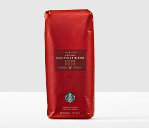 $5 eGift Card Every $10+Starbucks Holiday Coffee Purchase