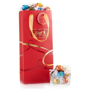 Create Your Own LINDOR Truffles Red 75-pc Gift Bag