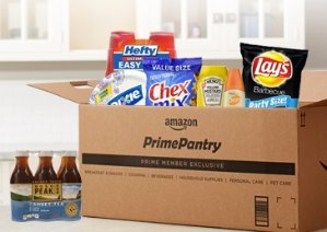 Prime Pantry Savings Get $5 Off and Free Shipping on your favorite products this fall