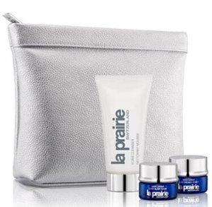 Free 4 deluxe samples With $400 La Prairie Purchase @ Neiman Marcus