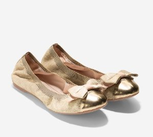 $59.99 Cole Haan Cortland Detail Ballet II @ 6PM.com