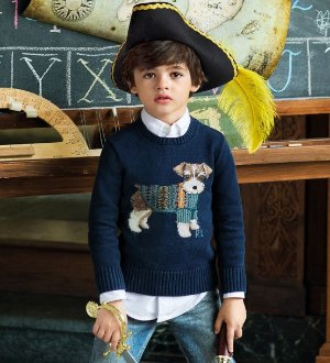 Extra 40% OffKid's Sweater Sale @ Ralph Lauren