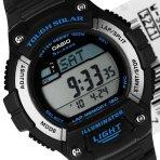 Casio Men's WS220 8AV Illuminator Tough Solar Digital Sport Watch