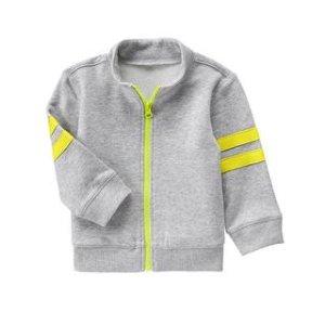 Zip Fleece Jacket at Crazy 8