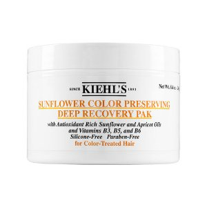 Sunflower Color Preserving Deep Recovery Pak, Conditioner - Kiehl's