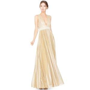 Carisa Sunburst Gown