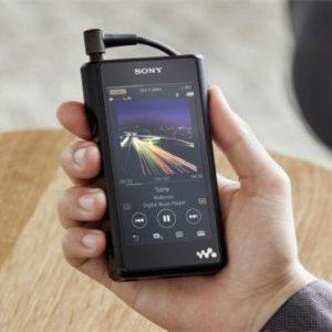 £632.05 史低价!Sony NW-WM1A 无损音乐播放器