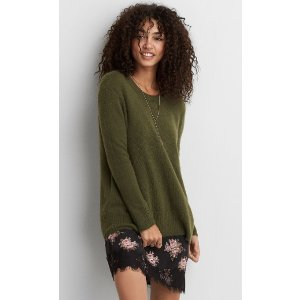 AEO AHH-MAZINGLY SOFT CREW SWEATER