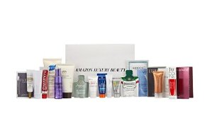 Free Credit with Purchase Sample box @ Amazon