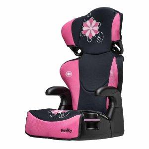 Evenflo Big Kid Sport High Back Booster Car Seat, Danica - Walmart.com