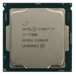 Intel Core i7 7700K Kaby Lake 4.2 GHz LGA 1151 Boxed Processor