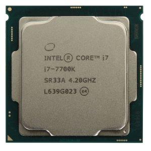 Intel Core i7 7700K Kaby Lake 4.2 GHz LGA 1151 Boxed Processor