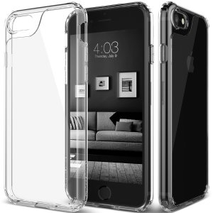 Caseology Slim Transparent Clear Cushion Grip for Apple iPhone 7