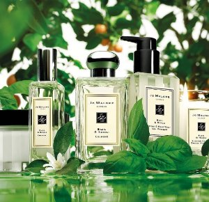 Get two deluxe samples of Oud & Bergamot Cologne and Lime Basil & Mandarin CologneWith any $65 purchase @ Jo Malone London