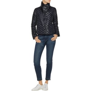 Anfinolea quilted shell down coat | Duvetica | US | THE OUTNET