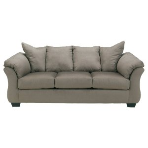 Ashley Furniture Darcy Sofa, Cement, Free Shipping for REDcard Holder