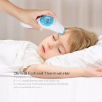 $18.99 Metene Digital Forehead Thermometer*CE and FDA approved