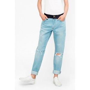 The Mash Up Denim Boyfit Jeans   Flash Sale   French Connection Usa