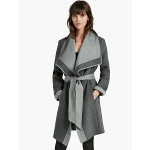Double Face Wrap Jacket | Lucky Brand
