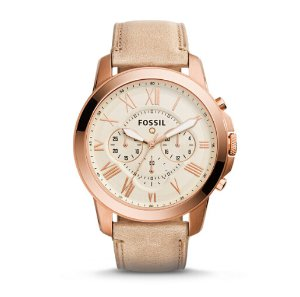 30% OffQ Grant Smartwatch @ FOSSIL