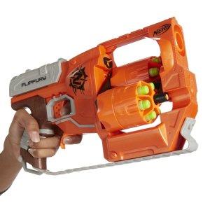 $15.79 Nerf Zombie Strike FlipFury Blaster