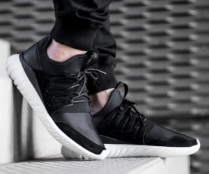 $62.98 Men's adidas Tubular Radial Casual Shoes @ FinishLine.com