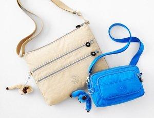 Up to 50% Off+Extra 25% Off Select Kipling Handbags @ macys.com