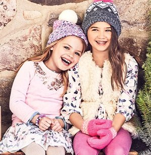 Up To 70% off  +  Extra 20% off $50+ Kids New Arrivals Sale @ OshKosh BGosh
