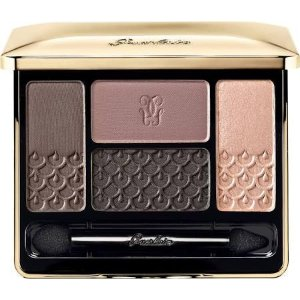 GUERLAIN Écrin 4 Couleurs Long-Lasting Eyeshadow 7.2g 19 - Les Cendres