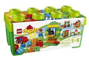 $14.39 LEGO® DUPLO My First All-in-One-Box-of-Fun 10572