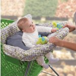 Summer Infant 2-in-1 Cushy Cart Cover and Seat Positioner