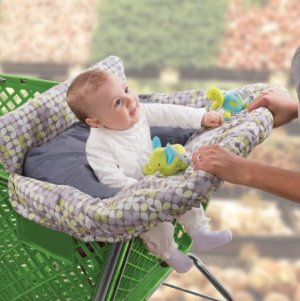 $11.71Summer Infant 2-in-1 Cushy Cart Cover and Seat Positioner