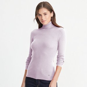 Ribbed Turtleneck Sweater - Turtle & Mocknecks � Sweaters - RalphLauren.com