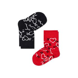 Heart & Arrow Pattern Socks. Buy Kids Socks Online at Happy Socks.