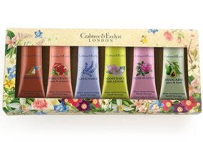 Buy 2 Get 1 Free + Free ShippingSelect Hand Therapy Sampler Set @ Crabtree & Evelyn