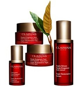 Up to $700 Giftcard + Free 3-pc Gift With Any $75 Clarins Purchase @ Saks Fifth Avenue