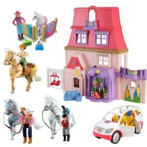 Loving Family Dollhouse Gift Set
