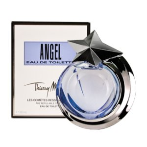 Women's Perfume - Angel For Women By Thierry Mugler Eau De Toilette Spray Refillable at Perfumania.com