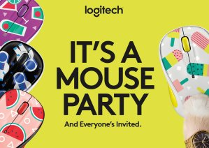 50% Off + 25% Off Select Logitech Wireless Mice