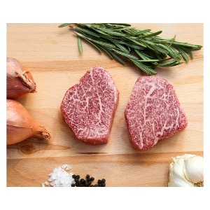 Japanese Wagyu Filet Mignon 2 x 4 oz. Grade A5