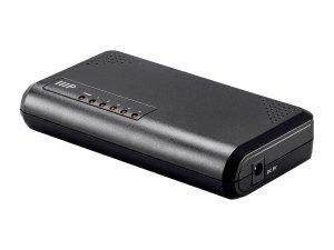 5-Port 10/100/1000 Mbps Unmanaged Gigabit Ethernet Switch
