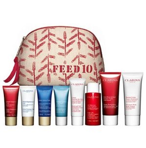 GWP +10% Off withClarins Purchase @ Lord & Taylor