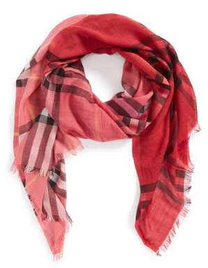 From $281.25 Select Burberry Scarves @ Nordstrom