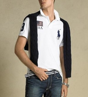 Up to 60% Off + Extra 30% Off Big Pony Polo Sale @ Ralph Lauren