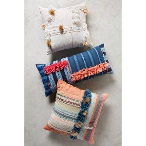 棉毛混纺装饰枕