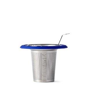Blue Cool Touch Tea Strainer | Teavana