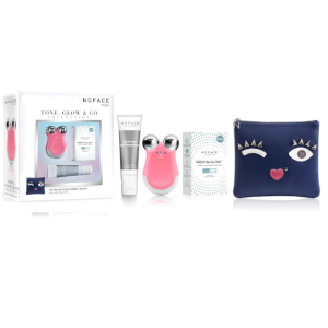 NuFACE Mini Tone, Glow & Go Collection (Worth $243.00) | Buy Online At SkinCareRX