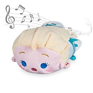 Elsa Musical ''Tsum Tsum'' Plush - 7'' | Disney Store