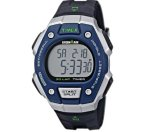 Timex Men's T5K8239J Ironman Classic Silver-Tone Digital Resin Watch