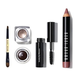 Monday to Sunday Smokey Eye & Nude Lip Set | BobbiBrown.com